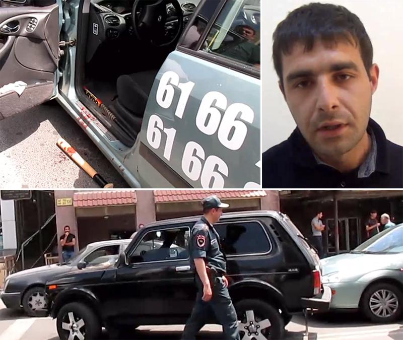 Տաքսի ծառայության տնօրենին սպանողը կալանավորվեց. Տեսանյութ