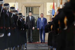 Delegation of the Ministry of Internal Affairs of Georgia visits Armenia (PHOTOS)