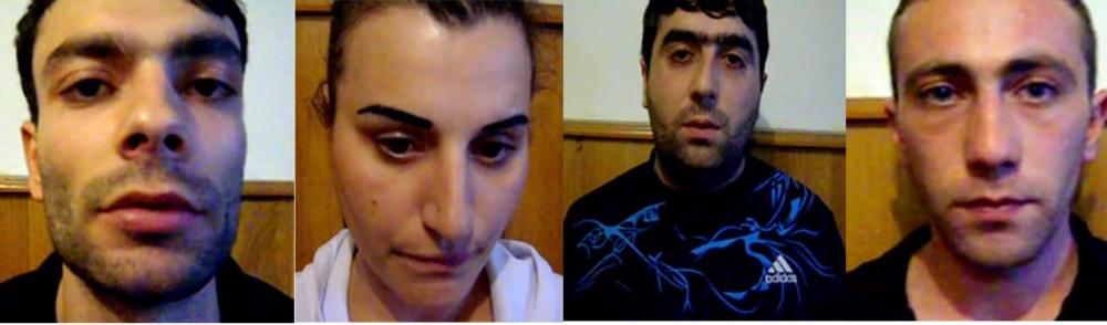 Երևանում հանցավոր խումբ է վնասազերծվել, որոնցից մեկը կին է. Տեսանյութ