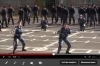 Combat and Physical training of Police troops (VIDEO)