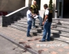 Man arrested after firing shots on Vardanants street, Yerevan