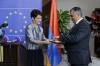 The website of Police of the Republic of Armenia recognized as the best official website in terms of access to information and awarded the gold key  — as a symbol of openness and transparency