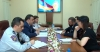 "Representatives of ""National Center for Legal Researches"" NGO visit the Police (VIDEO)"
