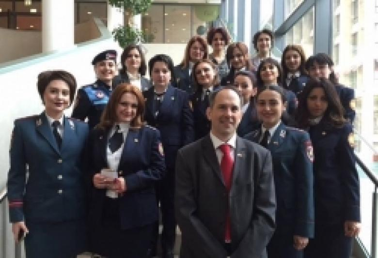 Annual regional women in policing conference held in Tbilisi (VIDEO and PHOTOS)